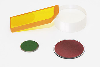 Filters from Infrared Filter Solutions
